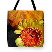 Beauty And The Squash 2 Tote Bag