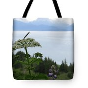 Beauty As Far As The Eye Can Sea Tote Bag