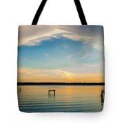 Beauty At Sundown Tote Bag