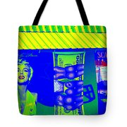 Beauty Buns And Scars Tote Bag