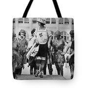 Beauty Contest, 1921 Tote Bag