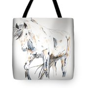 Beauty Tote Bag by Crystal Hubbard