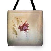 Beauty Fades Softly Framed Tote Bag
