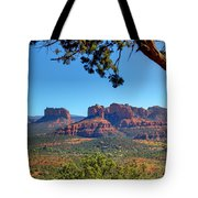 Beauty From Afar Tote Bag