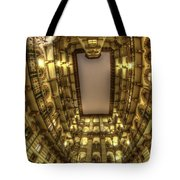 Beauty From Within  Tote Bag