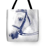 Beauty In A Bridle Tote Bag
