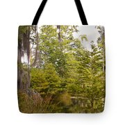 Beauty In  A Swamp Ll Tote Bag