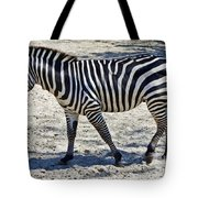 Beauty In Black And White Tote Bag