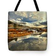 Beauty In Bridger Tote Bag