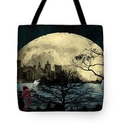 Beauty In Darkness Tote Bag