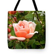 Beauty In Pink Tote Bag