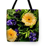 Beauty In The Gardem Tote Bag