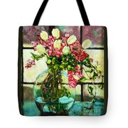 Beauty In The Window Tote Bag