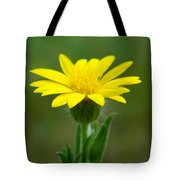 Beauty In Yellow Tote Bag