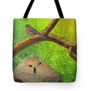 Beauty Is In The Belief Of The Beholder Tote Bag
