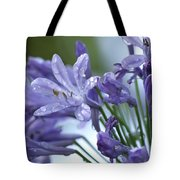 Beauty Lilies Tote Bag