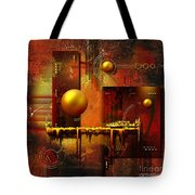 Beauty Of An Illusion Tote Bag