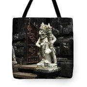 Beauty Of Bali Indonesia Statues 1 Tote Bag