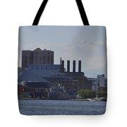 Beauty Of Baltimore Tote Bag
