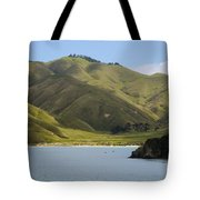 Beauty Of Cook Strait Tote Bag