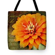 Beauty Of Creation Tote Bag
