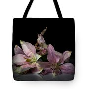 Beauty Of Decaying Lilies Tote Bag