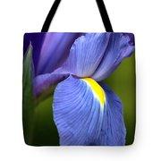 Beauty Of Iris Tote Bag