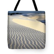 Beauty Of Sand Dunes Brazil Tote Bag