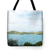 Beauty Of St Thomas Tote Bag