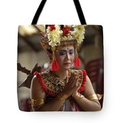 Beauty Of The Barong Dance 1 Tote Bag