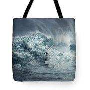 Beauty Of The Extreme Tote Bag by Bob Christopher