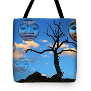 Magic Of The Pacific Northwest 3 Tote Bag