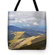 Beauty Of Wales Tote Bag