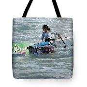 Beauty Of Windsurfing Maui 2 Tote Bag