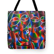 Beauty Of Women Tote Bag