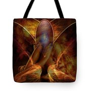 Beauty Painting Tote Bag