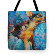 Beauty Rest Tote Bag