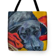 Beauty Rest Tote Bag by Roger Wedegis