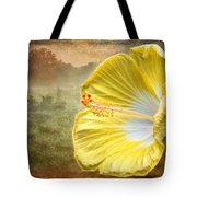 Beauty Served Two Ways Tote Bag