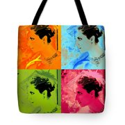 Beauty Times Four Two Tote Bag