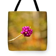 Beautyberry Tote Bag