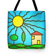 Beautyful Day Tote Bag