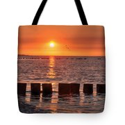 Beautyful Sunset Tote Bag