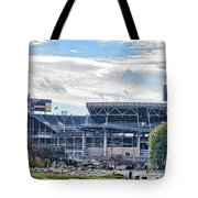 Beaver Stadium Game Day Tote Bag