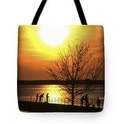 Beaverton Sunrise Tote Bag