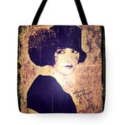 Bebe Daniels - 1920s Actress Tote Bag