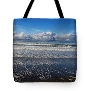 Beckoning Sea Tote Bag