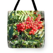 Become Quiet - Rumi Quote Tote Bag