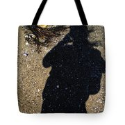 Becoming One With The Beach Stones Tote Bag