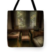 Bed For Two Tote Bag
